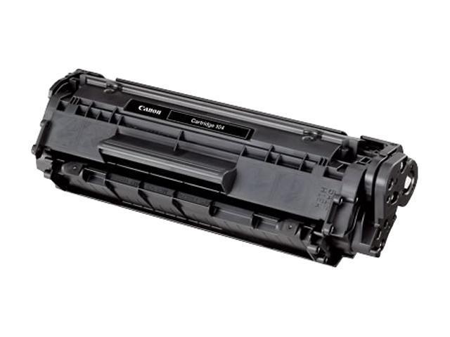 Canon Cartridge 104 (0263B001) Cartridge Black