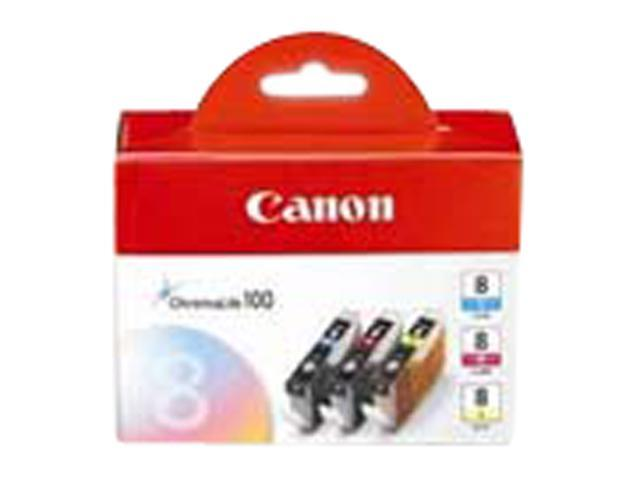 Canon 0621B014 Cartridge cyan, magenta, yellow