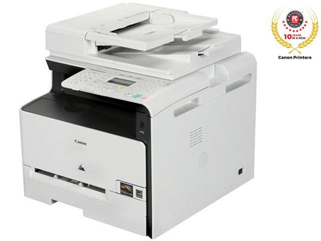 Canon Color imageCLASS MF8050Cn MFC / All-In-One Color Laser Printer