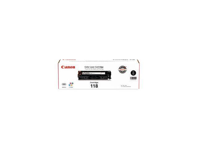 Canon 118 2662B001AA Toner Cartridge Black