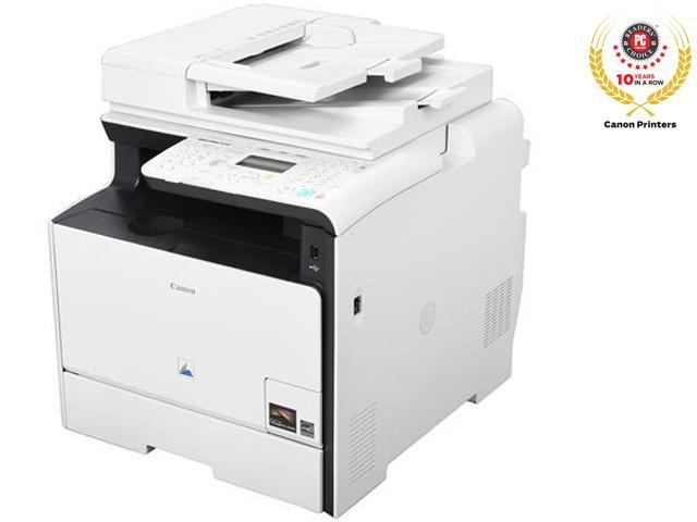 Canon Color imageCLASS MF8350Cdn MFC / All-In-One Up to 21 ppm 2400 x 600 dpi Color Print Quality Color Laser Printer
