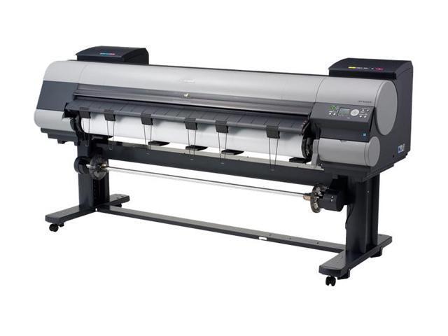 Canon imagePROGRAF iPF9000S 2400 x 1200 dpi Color Print Quality InkJet Large Format Color 8-Color 60-inch Printer