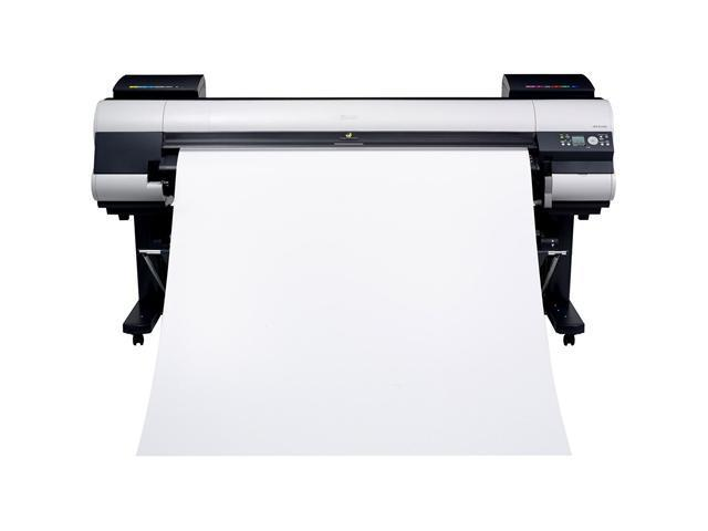 Canon imagePROGRAF iPF9100 2400 x 1200 dpi Color Print Quality InkJet Large Format Color 12-Color 60-inch Printer