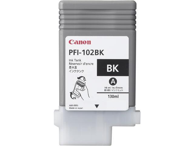 Canon LUCIA PFI-102 Ink Tank Black