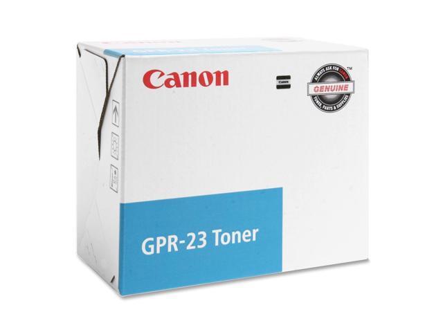 Canon GPR-23 (0453B003) Toner Cartridge, Cyan