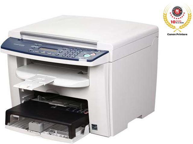 Canon imageCLASS D420 MFC / All-In-One Up to 23 ppm 1200 x 600 dpi Color Print Quality Monochrome Laser Multifunction Copier