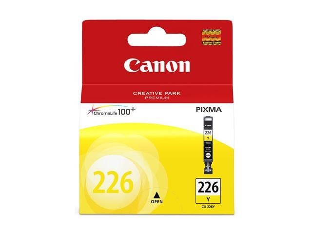 Canon CLI-226Y Ink tank&#59; Yellow (4549B001)