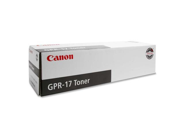 Canon GPR-17 (0279B003) Toner Cartridge, Black