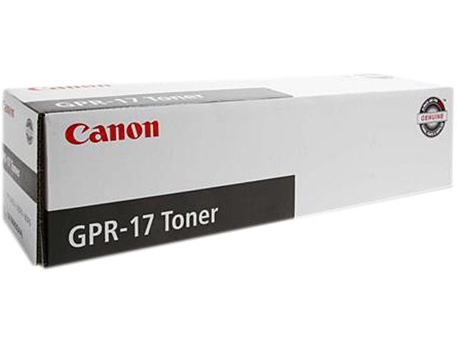 Canon GPR-17 Toner Black