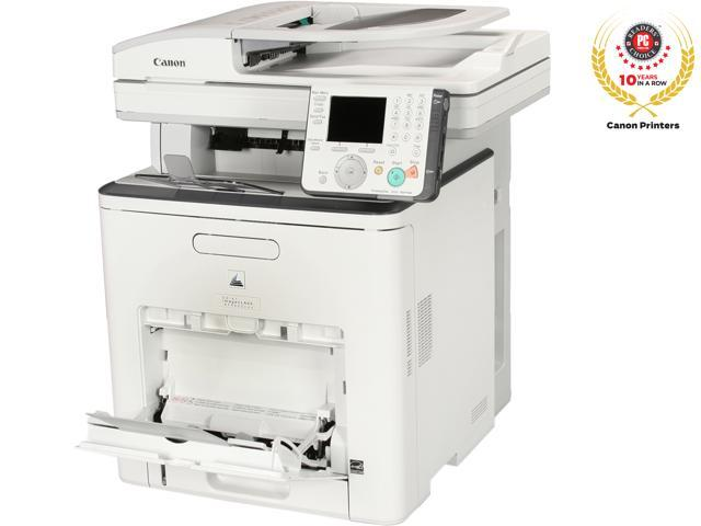 Canon imageCLASS MF9220Cdn MFP Up to 22 ppm 2400 x 600 dpi Color Print Quality Color Laser Multifunction Printer