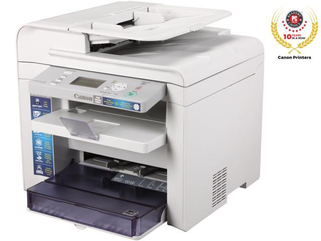 Canon imageCLASS D550 Monochrome Multifunction laser printer with Duplex printing, 26 ppm