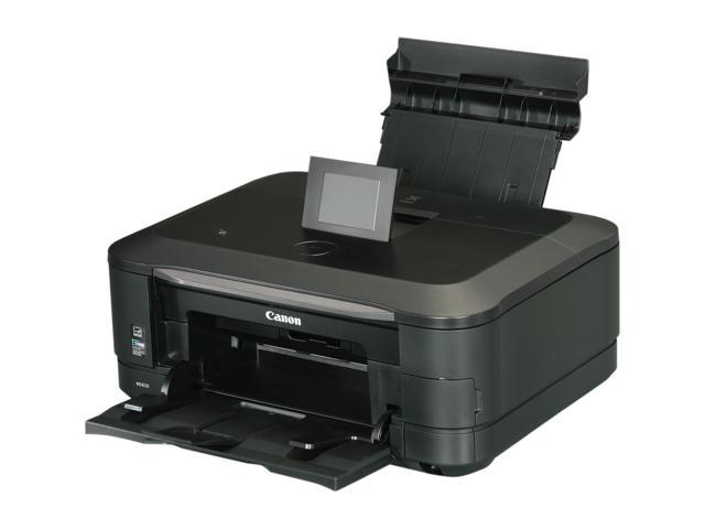 Canon PIXMA MG8220 ESAT Approx. 12.5 ipm Black Print Speed 9600 x 2400 dpi Color Print Quality Wireless InkJet MFC / All-In-One Color Printer