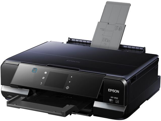 EPSON Expression Photo XP-950 InkJet Small-in-One Color Printer