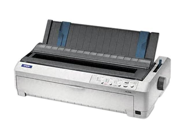 EPSON FX Series FX-2190N C11C526001NT 9 pins Dot Matrix Printer