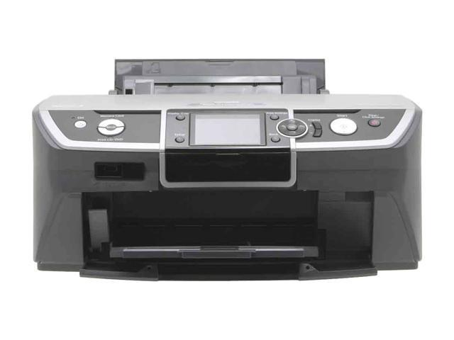 EPSON Stylus Photo R380 C11C658011 Up to 30 ppm Black Print Speed 5760 x 1440 dpi Color Print Quality InkJet Photo Color Printer