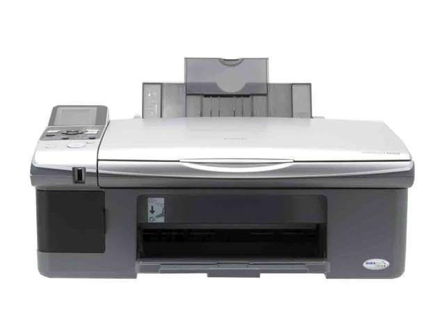 EPSON Stylus CX6000 C11C657001 up to 27 ppm Black Print Speed 5760 x 1440 optimized dpi Color Print Quality InkJet MFC / All-In-One Color Printer