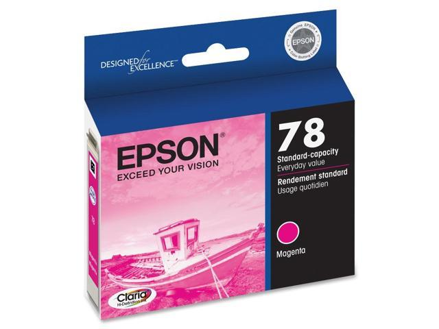 EPSON T078320 Ink Cartridge For Epson Stylus Photo RX580, R260, R380 Magenta
