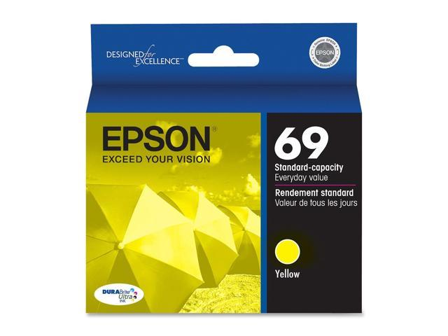 EPSON 69 T069420 Ink Cartridge for CX5000/6000&#59; Yellow