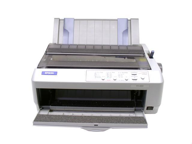 EPSON FX series FX-890 C11C524001 9 pins Dot Matrix Printer