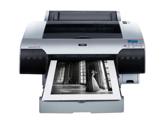 EPSON Stylus Pro 4800 C593001UCM 2880 x 1440 dpi Color Print Quality InkJet Large Format Color Printer