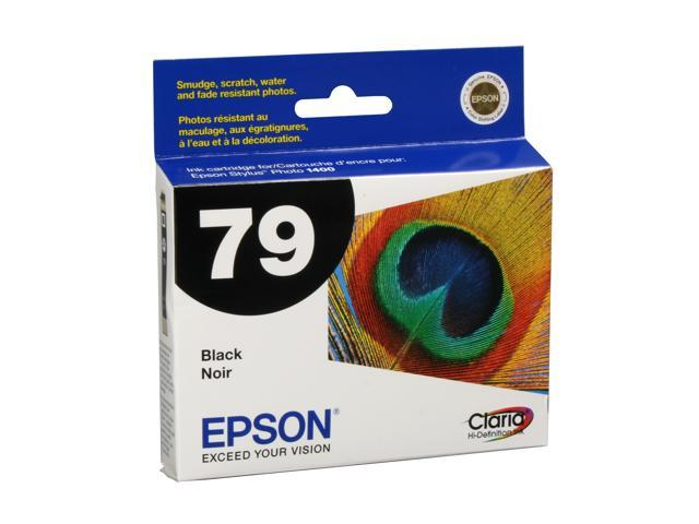 EPSON 79 (T079120) High-Capacity Ink Cartridge Black