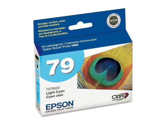 EPSON 79 (T079520) High-Capacity Ink Cartridge Light Cyan