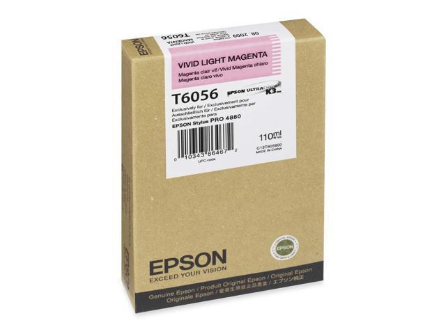 EPSON T605C00 Cartridge Light Magenta
