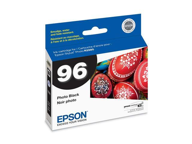 EPSON T096120 Cartridge For Epson Stylus Photo R2880 Photo Black