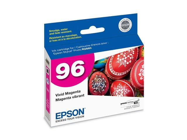 EPSON T096320 Cartridge For Epson Stylus Photo R2880 Vivid Magenta