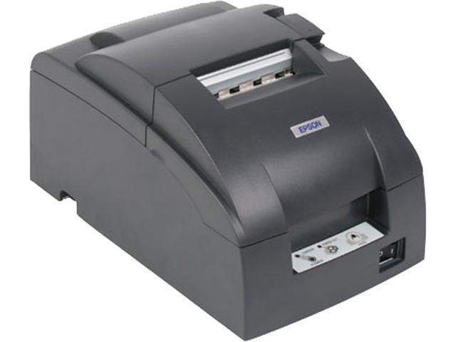 Epson strip printer tm-u200d manual