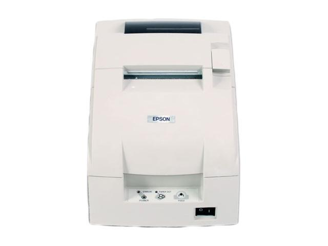 EPSON TM-U220B-603 6 lps Receipt Printer