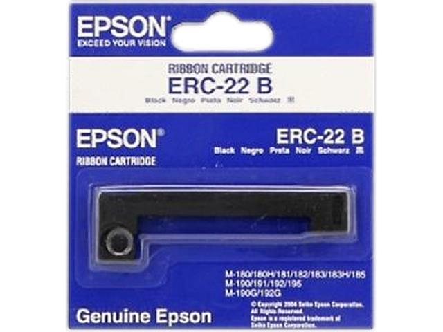 EPSON ERC22B Cartridge Black