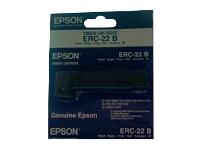 EPSON ERC22B Cartridge Black