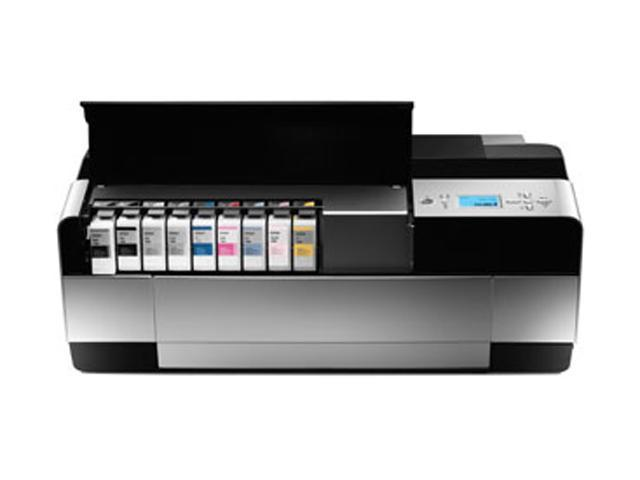 EPSON Stylus Pro 3880 CA61201-VM Black Print Speed 2880 x 1440 dpi Color Print Quality InkJet Workgroup Color Printer (Standard Edition)
