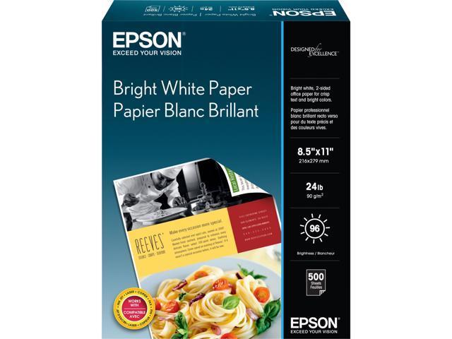 Epson S041586 Premium Photo Paper Letter - 8.50