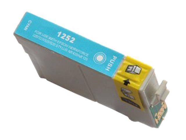 EPSON T125220 125 Ink Cartridge Cyan