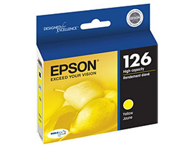 EPSON 126 (T126420) High-capacity ink Cartridge Yellow