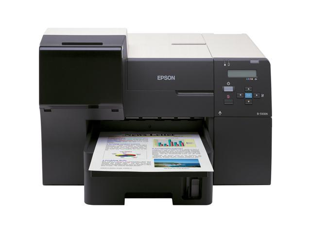 EPSON Business Inkjet B-510DN C11CA67201 InkJet Workgroup Color Printer