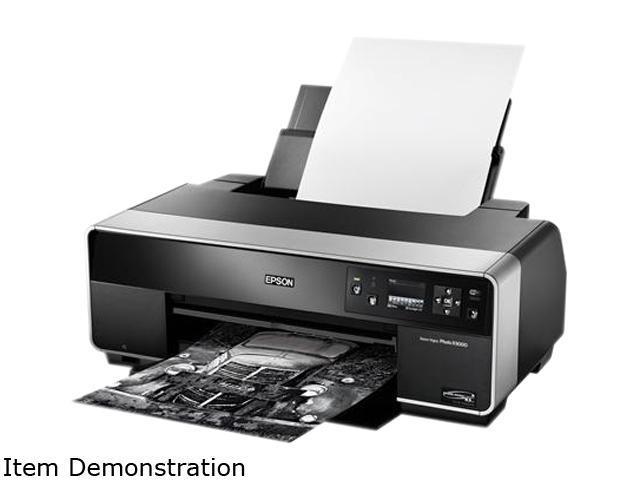 EPSON Stylus Photo R3000 C11CA86201 5760 x 1440 dpi Wireless Inkjet Personal Color Printer