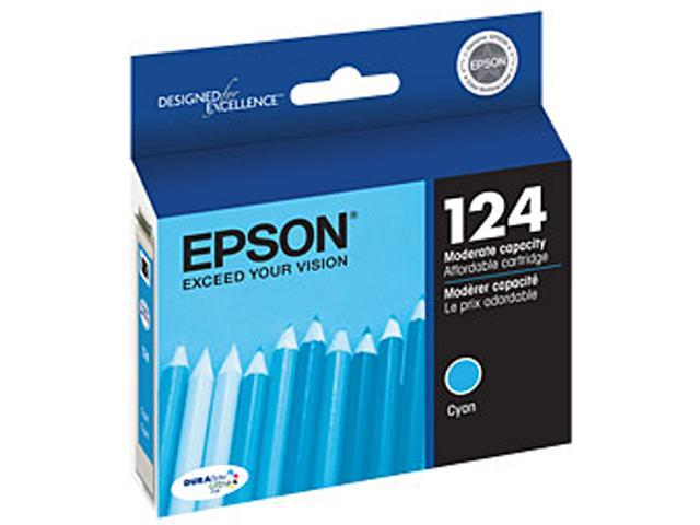 EPSON T124220-S Ink Cartridge Cyan