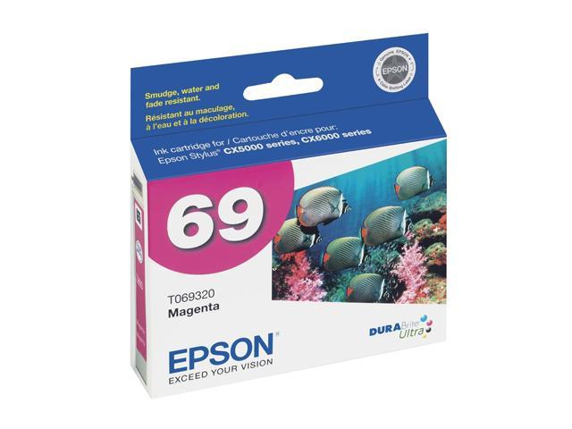 EPSON T069320-S Ink Cartridge Magenta