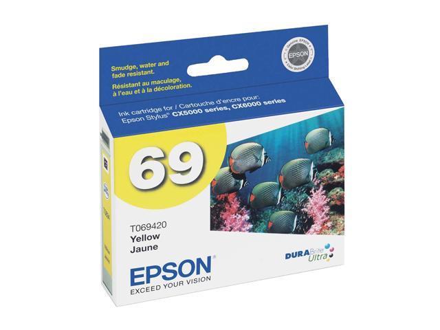EPSON T069420-S Ink Cartridge Yellow