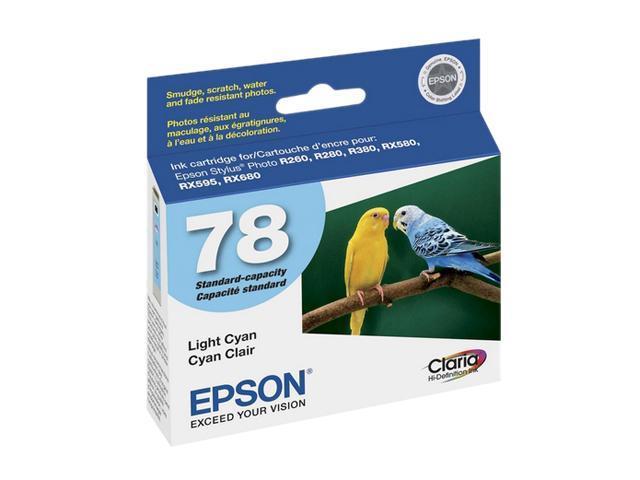 EPSON T078520-S Ink Cartridge Light Cyan