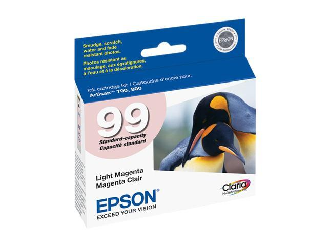 EPSON T099620-S Ink Cartridge Light Magenta