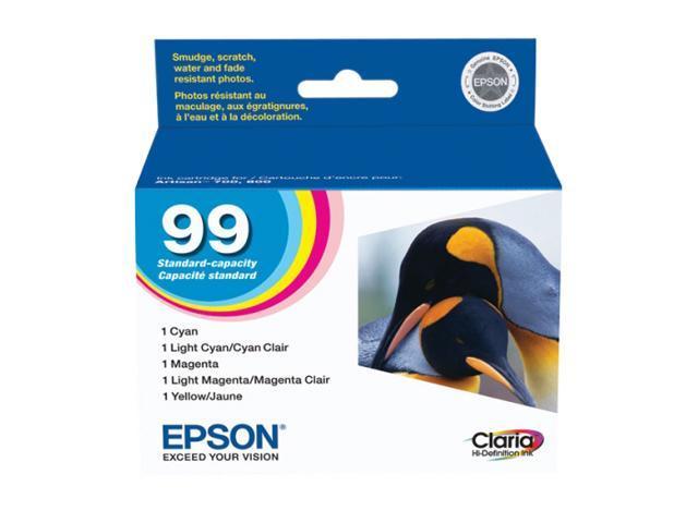 EPSON T099920-S Ink Cartridge 5 Colors