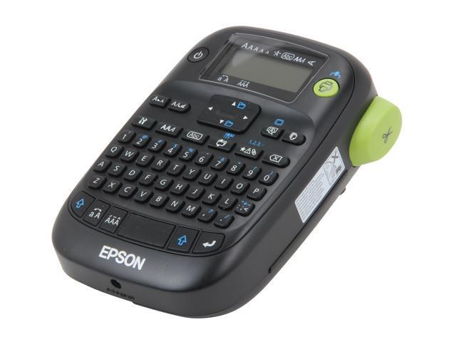 EPSON LabelWorks LW-400 (C51CB70010) 180 dpi Label Printer