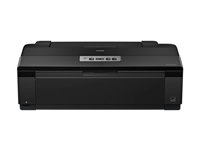 EPSON Artisan C11CB53201 2.8 ISO ppm Black Print Speed 5760 x 1440 dpi Color Print Quality Wireless InkJet Photo Color Printer
