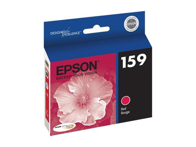 EPSON T159720 Ink Cartridge Red