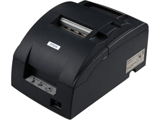 Epson C31C514A8711 TM-U220B Dot Matrix Receipt Printer with Auto-Cutter