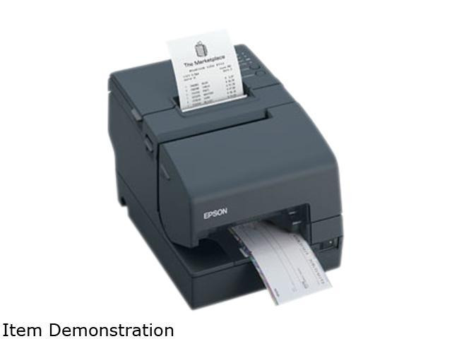 EPSON TM-H6000IV (C31CB25422) Thermal Multifunction Printer